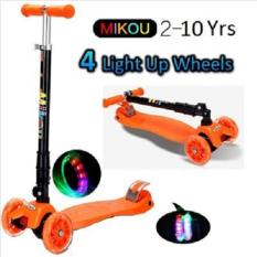 Compare Price 4 Wheels Kids Scooter On Singapore