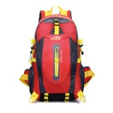 Buy 40L Waterproof Women Men Travel Backpack Camping Climbing Hiking Sport Bag Intl Rbo Cheap