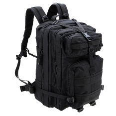 45l Molle Multifunction Military Rucksack Outdoor Tactical Backpack Travel Camping Hiking Sports Bag(export) By Tomtop.