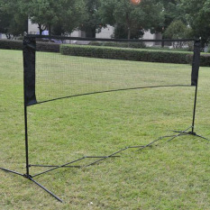 5.9m X 0.79m Professional Training Square Mesh Badminton Net Green By Welcomehome.