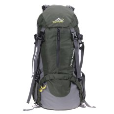 50l Outdoor Sports Camping Hiking Rucksack - Intl By Crystalawaking.