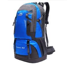 60l Waterproof Oxford Hiking Camping Backpacks Outdoor Wear-Resisting Bag - Intl (…) By Rainbowonline.