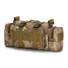 Sale 6L Outdoor Camping Military Style Waist Pack Rucksack Jungle Python Oem Cheap