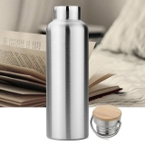 Lowest Price 700Ml Stainless Steel Sports Vacuum Insulated Water Bottle Travel Intl
