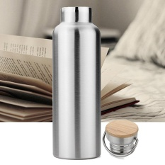 700Ml Stainless Steel Sports Vacuum Insulated Water Bottle Travel Intl Reviews