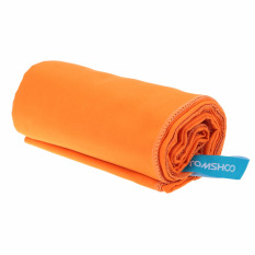 75*130cm Microfiber Quick Drying Towel Compact Travel Camping Swimming Beach Bath Body Gym Sports Towel Orange - Intl By Tomtop.