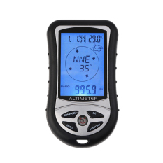 Price 8 In 1 Digital Lcd Compass Altimeter Barometer Thermo Temperature Calendar On China