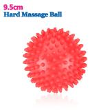New 9 5Cm Hard Massage Ball Red Intl