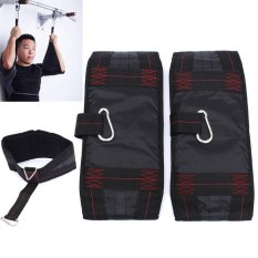 Ab Abdominal Sling Strap Hanging Chin Sit Up Bar Pullup Heavy Exercise Fitness - Intl By Freebang.