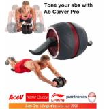Buy Ab Carver Pro Core Roller Fitness Roller Abdominal Trainer Maroon Cheap Singapore