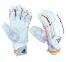 Sale Adidas Pellara 4 Cricket Batting Gloves Size Mens Right Handed On Singapore
