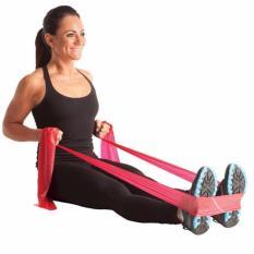 Sale Aibi Exercise Band Red Medium Aibi Online