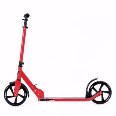 Buying Aleoca Alloy Kick Scooter Ast7327 Red
