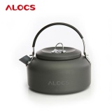 Alocs Cw K02 Ultra Lightweight Cookware Outdoor Camping Kettle 8L Tea Coffee Pot For Camping Fishing Backpacking Intl Shopping