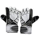 Retail Amango Junior Kids Goalkeeper Gloves Black