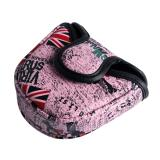 Who Sells Andux Golf Putter Head Cover Headcover For Blade Style Putter Mt Tg04 Pink