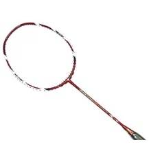 Coupon Apacs Edgesaber 10 Red Badminton Racket Intl