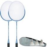 Badminton Racket Double Shot 2 *d*lt Beginner Couple Racket One Double Patch Ultra Light Badminton Racket Ymqp Intl Compare Prices