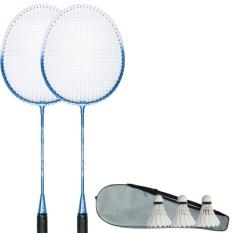 Price Badminton Racket Double Shot 2 *d*lt Beginner Couple Racket One Double Patch Ultra Light Badminton Racket Ymqp Intl Oem China