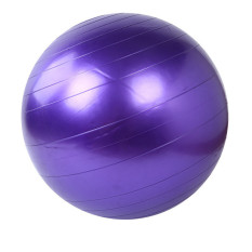 Compare Price Bang 55Cm Exercise Fitness Gym Smooth Yoga Ball Purple Intl Intl Oem On China