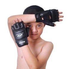 Buy Bang Kids Children Half Finger Boxing Gloves Mitts Sanda Karate Sandbagtaekwondo Protector Age Xs Size 3 6 Years Intl Cheap On China