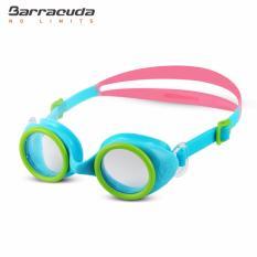 71c7a524ebe0 Barracuda Junior Swim Goggle WIZARD - Quick Release Silicone Strap