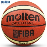 Review Basketball Molten Gg6 Basketball Ball Pu Materia Official Size6 Basketball Free With Net Bag Needle Pump Intl China