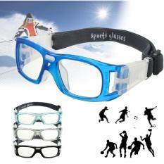 37475f3dc3f Basketball Soccer Football Sports Glasses Protective Eyewear Bike Eye  Goggles Em Blue - intl