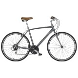 Bianchi Hybrid City Bike Torino Unisex Graphite Gold Glossy Size Xl 59Cm Delivery In Complete Build Up Bike Review