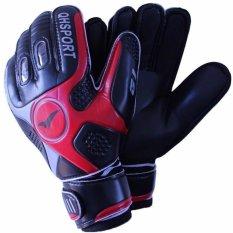 Nike Vapor Grip 3 Vg3 Goalkeeper Gloves Size 9 Uni Red Fire