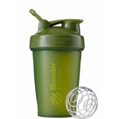 Best Offer Blender Bottle Water Bottle Shaker Cup Classic 20Oz 591Ml Green