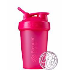 Sale Blender Bottle Water Bottle Shaker Cup Classic 20Oz 591Ml Pink Blender Bottle Original