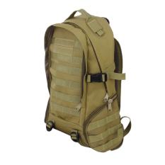 Bolehdeals 35L Outdoor Military Travel Rucksack Backpack Camping Trekking Mountain Sports Bag Tan Deal
