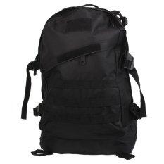 Discount Bolehdeals 3D 40L Waterproof Tactical Military Backpack Sch**l Hiking Travel Bag Black Export Bolehdeals Hong Kong Sar China