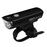 Sale Cateye Cycling Bicycle Portable Safety Bike Front Light Lamps Rechargeable On China