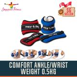 Recent Clubfit 5Kg Wrist Ankle Weights