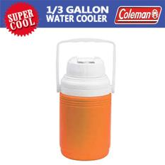 The Cheapest Coleman 1 3 Gallon Water Beverage Cooler Made In U S A Online