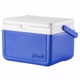 Best Offer Coleman® Fliplid™ 6 Personal Cooler Blue Durable Tough Heavy Duty Outdoor Coolers Box Blue