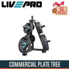 Commercial Plate Tree By Singapore Fitness.