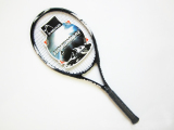 Compound High Strength Carbon Aluminum Tennis Racket Black China