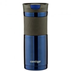 Who Sells Contigo Snapseal™ Byron Stainless Steel Travel Mug 20Oz Blue The Cheapest