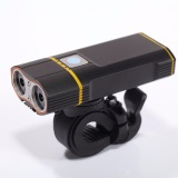 Buy Coromise Usb Rechargeable Bicycle Bike Light Flashlight Intl Cheap On China