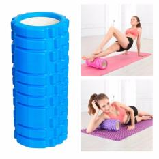 New Crystal Sport Yoga Foam Roller Sj820 Blue