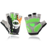 Buy Cycling Short Finger Gloves Bycicle Accessories Military Tactical Gloves Army Motorbike Racing Mittens Sport Gloves(Green) Oem Cheap