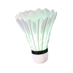 Dark Night Colorful Badminton Feather Shuttlecock Shuttlecocks New 4pcs By Sportschannel.