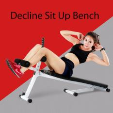 Decline Sit Up Bench Workout Leg Raise Bench By My Cool Shop.