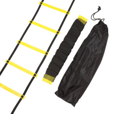 Durable 11 Rung 18 Feet 6m Agility Ladder For Soccer Speed Training By Sportschannel.