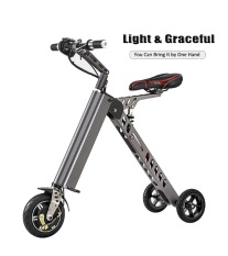 Ecorider S3 Personal Mobility Device Lta Compliant With 3 Wheels Free Shipping