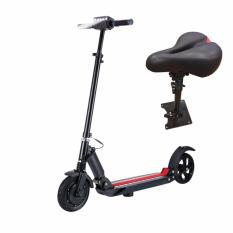 Electric Scooter E Lite Scooter Electric Skate Scooter Black With Seat For Sale