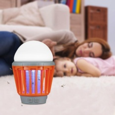 Sale Enkeeo Camping Lantern With Mosquito Killer Intl Online On Singapore
